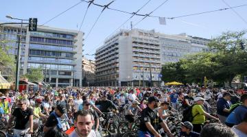 Άνοιξαν οι ηλεκτρονικές εγγραφές για τον 25ο Ποδηλατικό Γύρο Αθήνας – Φέτος οι επιλογές πολλές, η συμμετοχή σας μία!