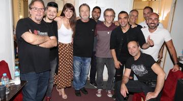Η «Αγάπη για Ζωή» κέρδισε! Στις 17 Μαΐου στο Γυάλινο τραγουδήσαμε για τη ΜΑΡΙΖΑ ΜΕΤΟΥΣΗ και τα καταφέραμε!