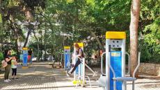 Δύο πάρκα υπαίθριας άθλησης για πρώτη φορά στην Αθήνα
