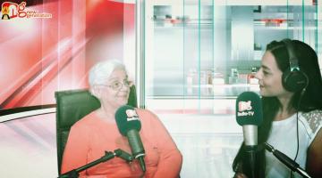 Η κα Νατάσσα Μπέγκα δίνει συνέντευξη στον NGradio.gr