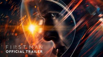 Ο Ράιαν Γκόσλινγκ κάνει ένα «μεγάλο βήμα για την ανθρωπότητα» στο τρέιλερ του «First Man»