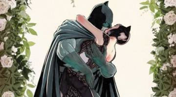 Batman/Catwoman Wedding Issue Spoiled Ahead of Release