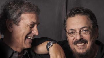 Γιώργος Νταλάρας και Λαυρέντης Μαχαιρίτσας – Μια Εκρηκτική συνεργασία | Τρίτη 17 Ιουλίου | Κηποθέατρο ΑΛΚΑΖΑΡ στη Λάρισα