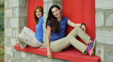Δυο Ελληνίδες έτοιμες να γράψουν τη δική τους ιστορία στο χώρο της ορειβασίας