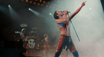 Bohemian Rhapsody's singing-voice actor sounds uncannily like Freddie Mercury