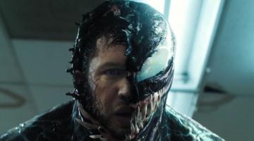 'Venom': See Tom Hardy Threaten Victims as Alien Symbiote in New Trailer