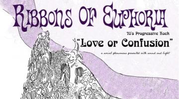 Ribbons of Euphoria σε συναυλία στο Lazy Club | 5 Οκτωβρίου