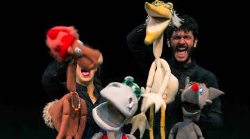 Ο «Αγησίλαγος» του Δημήτρη Μπασλάμ | Τρίτη χρονιά επιτυχίας στο ΜΙΚΡΟ ΧΟΡΝ