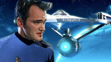 Tarantino wants r-rated Star Trek to capture the horrors of space