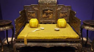 Η «Απαγορευμένη Πόλη» στο Μουσείο της Ακρόπολης