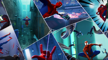 Spider-Man: Into the Spider-Verse gets stunning new trailer ahead of New York Comic Con