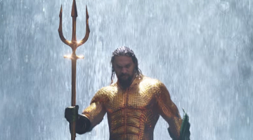 New extended Aquaman trailer shows off over five minutes of underwater action