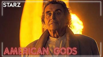NYCC: American Gods Season 2 Teaser Trailer is Here!