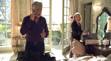 Criminal Minds brings back Gail O'Grady as Joe Mantegna's secret lover