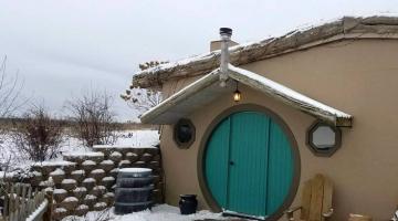 Ένα σπίτι για τους λάτρεις των Χόμπιτ