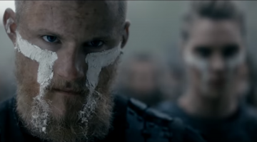 New Teaser for 'Vikings' season 5b brings the blood and chaos