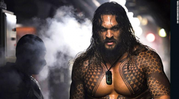 Jason Momoa's biggest 'Aquaman' costume struggle