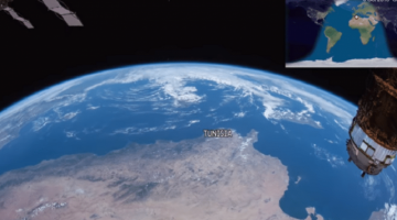 O γύρος του κόσμου δυο φορές μέσα σε 15 λεπτά