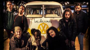Los Dos o Más live @ Faust | Τετάρτη 7 Νοεμβρίου