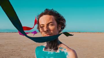 "Freedom Candlemaker – ""Abyssal Sky""   single από τον Λευτέρη Μουμτζή"
