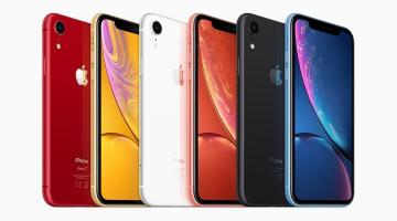 Η Apple μειώνει τον ρυθμό παραγωγής των iPhone XS/Max και iPhone XR