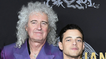 Brian May says Rami Malek deserves Oscar for Bohemian Rhapsody