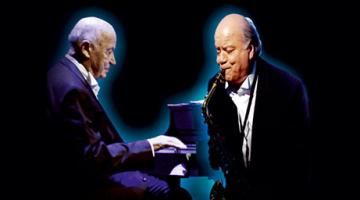 Μίμης Πλέσσας & Γιώργος Κατσαρός «7 και… με 10 και…» στο Γυάλινο Μουσικό Θέατρο