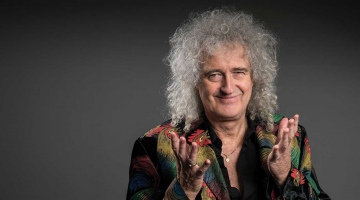 Brian May interview: how Queen's Bohemian Rhapsody movie was made