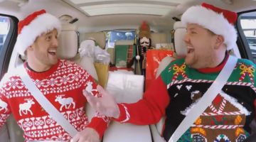 Paul McCartney, Barbra Streisand & More Contribute To 'Carpool Karaoke' Christmas Edition