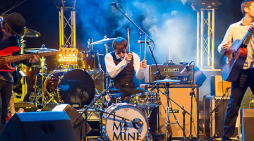 """I Me Mine"": not the song! But the fantastic band from France 