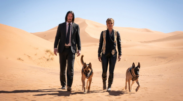 Check out six photos from John Wick: Chapter 3