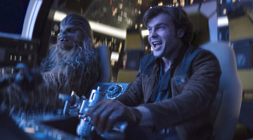 Solo: A Star Wars Story Disqualified From Oscars