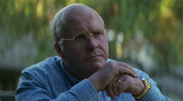 Christian Bale's Shirtless Dick Cheney Was Cut From 'Vice' — Here's Why