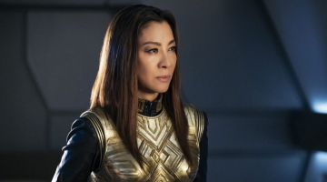 It's Official! Michelle Yeoh 'Star Trek' Spinoff In Development At CBS All Access