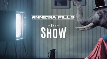 """Νέο single από τους Amnesia Pills – """"Τhe Show"""""""