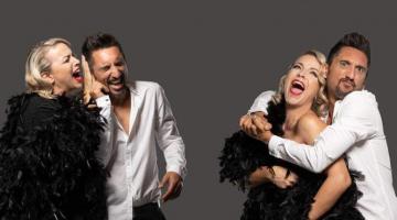 """Ασπασία Θεοφίλου – Στάθης Γιαννακόπουλος  """"ΈΤΣΙ ΓΙΑ ΤΟ ΡΟΚ!"""" @ FAUST Bar-Theatre-Arts"""