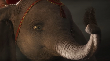 Disney unveils character posters for live-action Dumbo