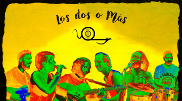Los Dos o Más live @ Faust | Τετάρτη 16 Ιανουαρίου