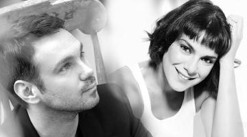 """""""Δύο σαν ένα"""" – Ανδριάνα Μπάμπαλη και Γιώργης Χριστοδούλου στο Γυάλινο Up Stage"""
