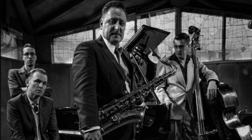 RAY GELATO & THE  ENFORCERS στο Half Note   Από Παρασκευή 11 έως Δευτέρα 14 Ιανουαρίου