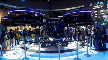 Αεροταξί drones χωρίς οδηγό