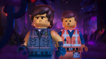 The Lego Movie 2 is an animated odyssey about Chris Pratt's action-movie career