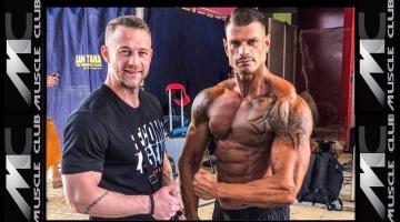 Ο πρωταθλητής Γιώργος Μαργαρίτης, οι διεθνείς αγώνες της IFBB και ο NGradio