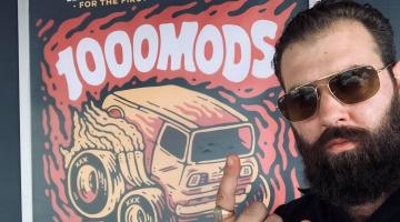 O Έλληνας συνδιοργανωτής του Mojo Burning Festival στην Αυστραλία με φετινούς headliners τους 1000mods |Συνέντευξη
