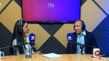 Ο Βασίλης Πατέρας στον Ngradio.gr | Συνέντευξη