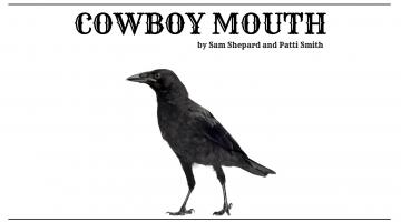 """""""Cowboy Mouth"""", του Sam Shepard και της Patti Smith για πρώτη φορά στην Ελλάδα @ ΘΕΑΤΡΟ ΦΟΥΡΝΟΣ"""