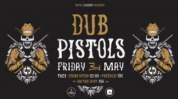 Οι Dub Pistols @ TRES | Παρασκευή 3 Μαΐου