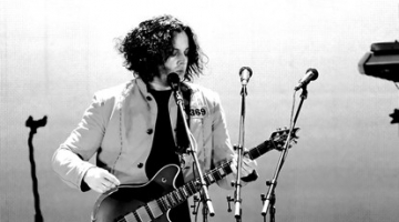 Watch Jack White help mix a new Raconteurs song from his Tesla using an FM transmitter and Walkie Talkie