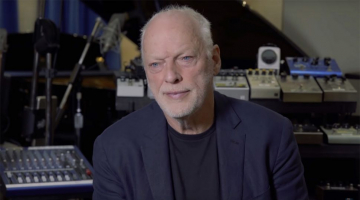 David Gilmour: I mixed Jimi Hendrix's sound at the Isle Of Wight…
