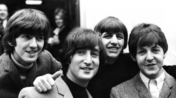 Which 3 Beatles Albums All Hit No. 1 in the Same Year?